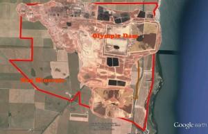 Rex Site Olympic Dam