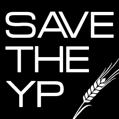 Save The YP DP Black