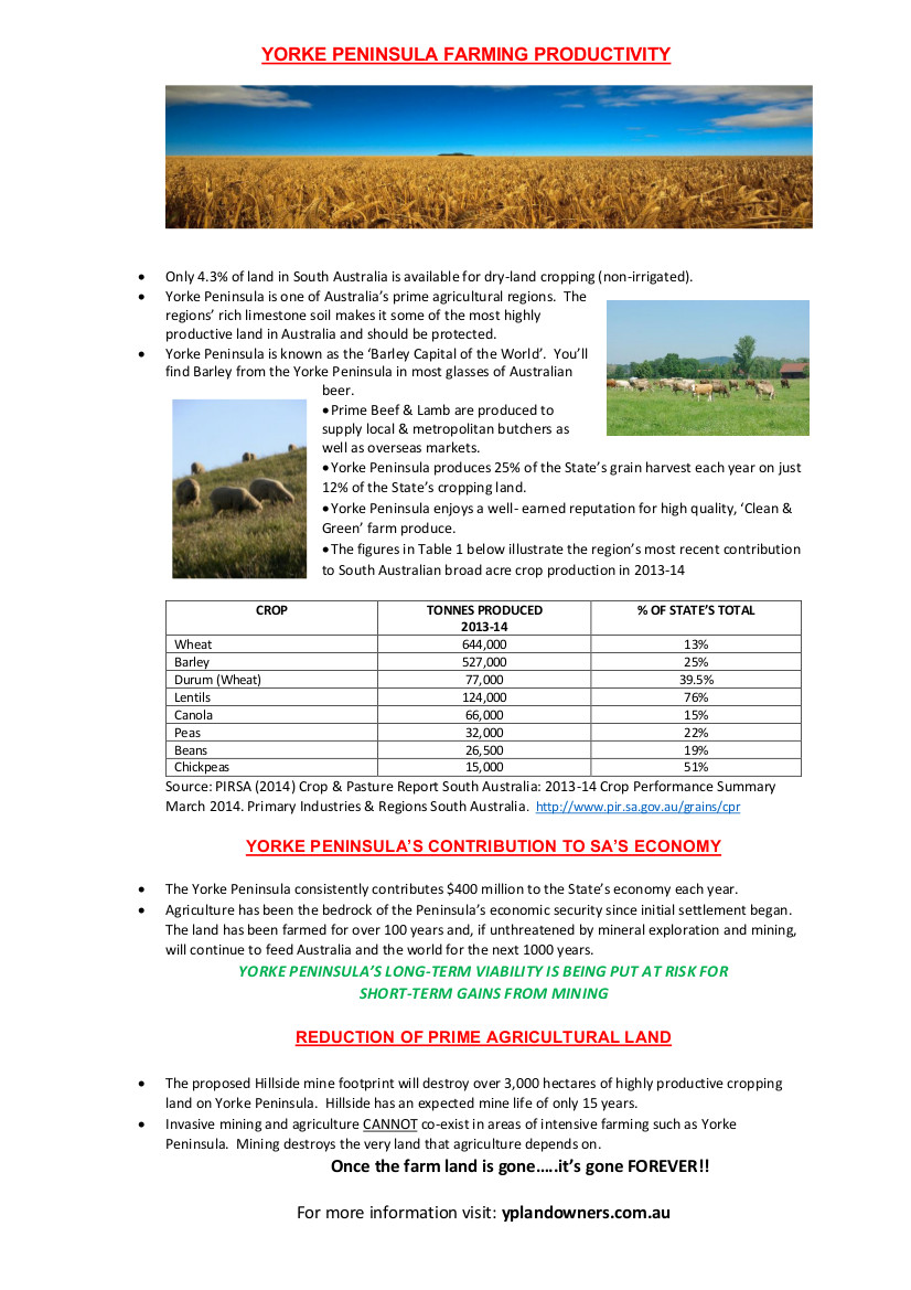 YP Farming Productivity - Fact sheet1