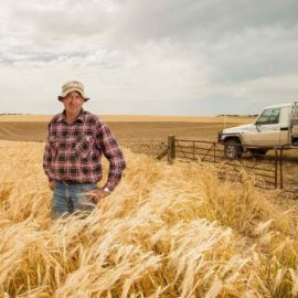 Crop farmers say prime land exploration goes against the grain
