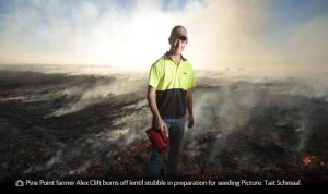 Yorke Peninsula farmers claim SA's mining laws are burning landowners Adelaide Now