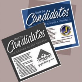 Council candidates responses to questionnaire