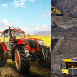 Our biggest export industries, farming and mining, argue their cases in mining Bill debate